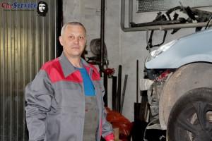 Вадим, кузовщик