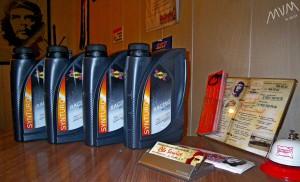 Замена масла в двигателях